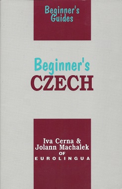 Image for Beginner's Czech