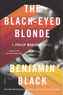 Image for The Black-eyed Blonde: A Philip Marlowe Novel