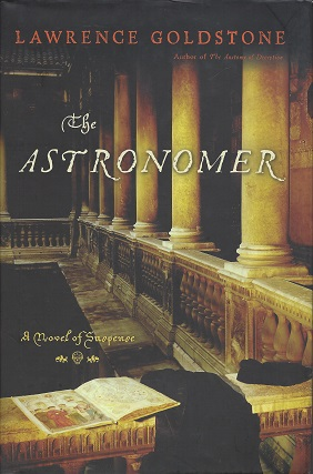 Image for The Astronomer:  A Novel of Suspense