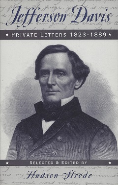 Image for Jefferson Davis: Private letters, 1823-1889