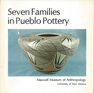 Image for Seven Families in Pueblo Pottery