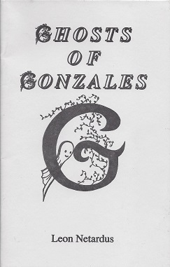 Image for Ghosts of Gonzales