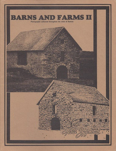Image for Barns and Farms II: A Collection of Photographs throughout Kansas with Sketches