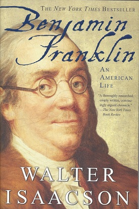 Image for Benjamin Franklin :  An American Life