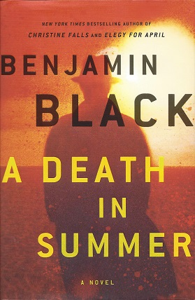 Image for A Death in Summer:  A Novel