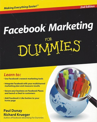 Image for Facebook Marketing For Dummies