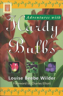 Image for Adventures with Hardy Bulbs