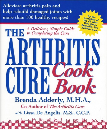 Image for The Arthritis Cure Cookbook