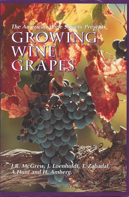 Image for Growing Wine Grapes