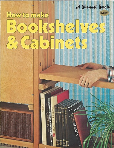 Image for How to Make Bookshelves & Cabinets