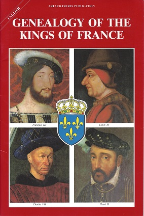 Image for Genealogy of the Kings of France