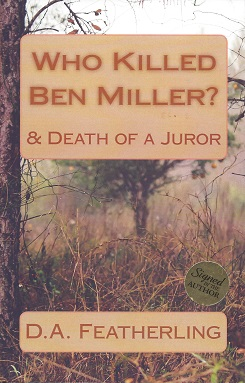 Image for Who Killed Ben Miller? and Death of a Juror