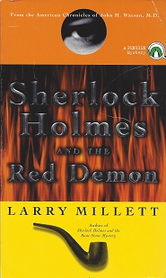 Image for Sherlock Holmes and the Red Demon