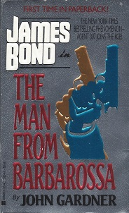 Image for The Man from Barbarossa