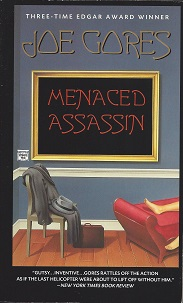 Image for Menaced Assassin