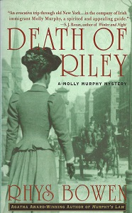 Image for Death of Riley :  A Molly Murphy Mystery