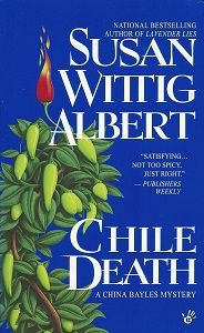 Image for Chile Death:  A China Bayles Mystery