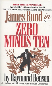 Image for Zero Minus Ten