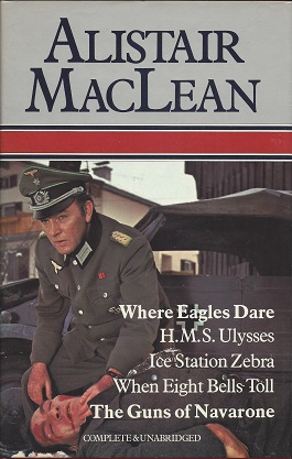 Image for Where Eagles Dare / H.M.S. Ulysses / Ice Station Zebra / When Eight Bells Toll / The Guns of Navarone