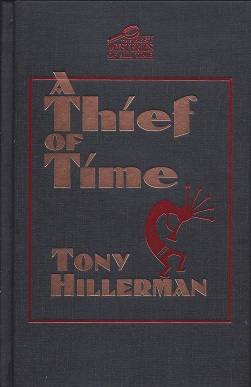 Image for The Thief of Time