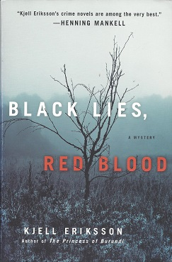 Image for Black Lies, Red Blood