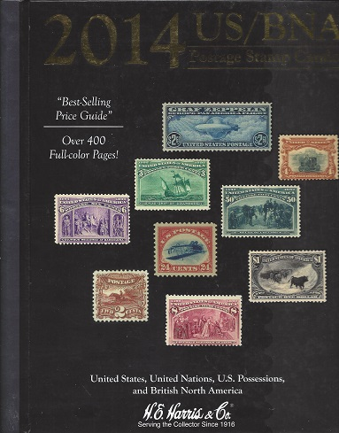 Image for 2014 US / BNA Postage Stamp Catalog