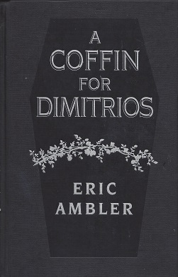 Image for A Coffin for Dimitrios