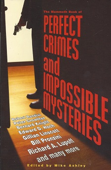 Image for The Mammoth Book of Perfect Crimes and Impossible Mysteries