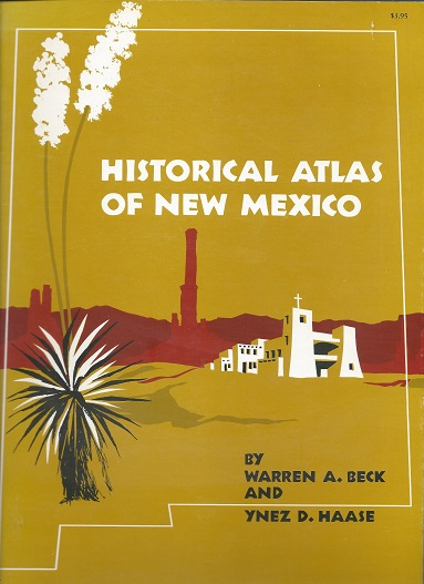 Image for Historical Atlas of New Mexico