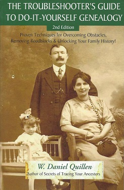 Image for The Troubleshooter's Guide to Do-It-Yourself Genealogy