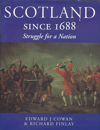 Image for Scotland Since 1688: Struggle for a Nation