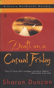 Image for Death on a Casual Friday