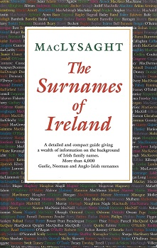 Image for The Surnames of Ireland
