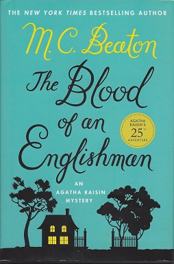 Image for The Blood of an Englishman: An Agatha Raisin Mystery