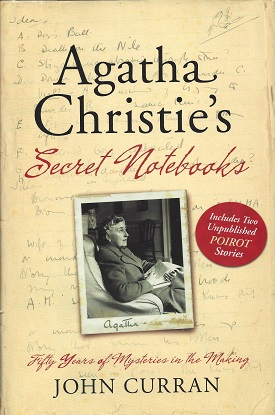 Image for Agatha Christie's Secret Notebooks: Fifty Years of Mysteries in the Making