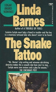 Image for The Snake Tattoo