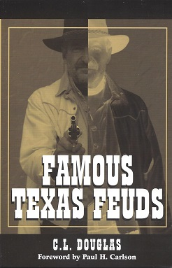 Image for Famous Texas Feuds