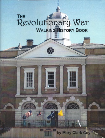 Image for The Revolutionary War Walking History Book