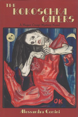 Image for The Kokoschka Capers: A Megan Crespi Mystery Novel