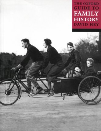 Image for The Oxford Guide to Family History
