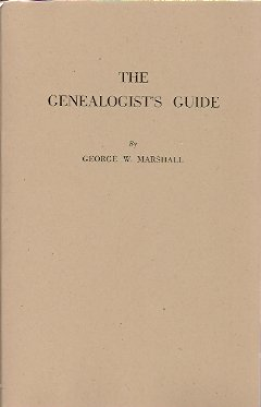 Image for Genealogist's Guide