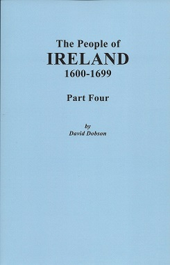 Image for The People of Ireland 1600-1699 Part Four