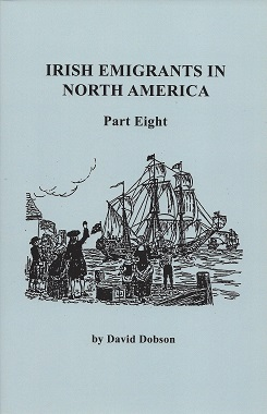 Image for Irish Emigrants in North America Part Eight