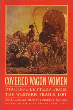 Image for Covered Wagon Women Vol. 3:  Diaries & Letters from the Western Trails, 1851