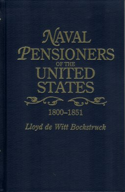 Image for Naval Pensioners of the United States, 1800-1851