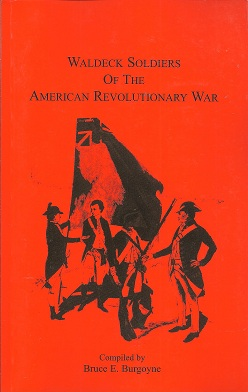 Image for Waldeck Soldiers of the American Revolutionary War