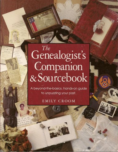 Image for The Genealogist's Companion & Sourcebook