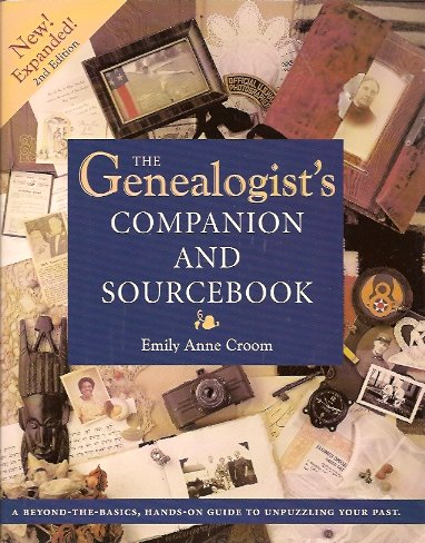 Image for The Genealogist's Companion and Sourcebook