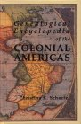 Image for Genealogical Encyclopedia of the Colonial Americas:  A Complete Digest of the Records of all the Countries of the Western Hemisphere