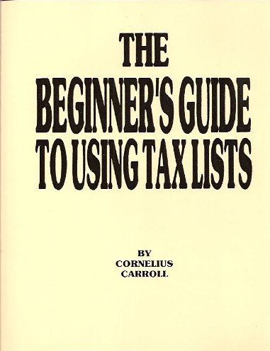 Image for The Beginner's Guide to Using Tax Lists